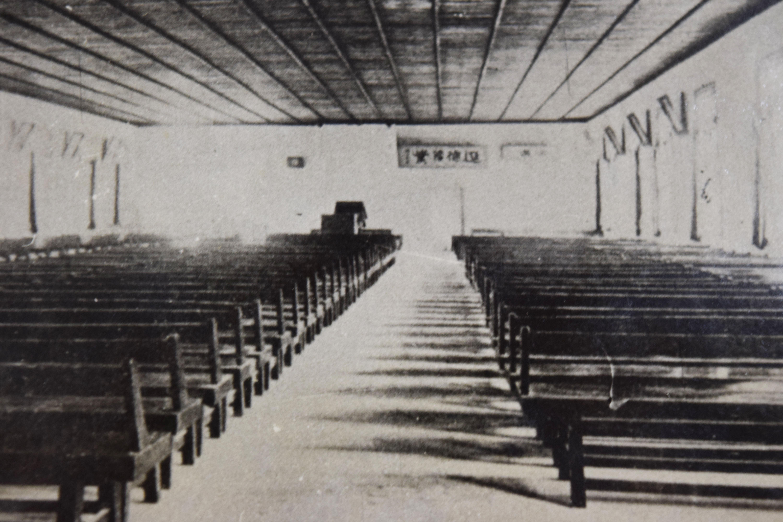 佐賀中学講堂